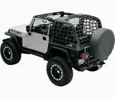 Jeep YJ Cargo net, over the roll bar CRES from Smittybilt 92-95 Wrangler 521035