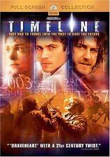Timeline (DVD, 2004, Full Frame)