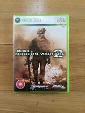 Call of Duty: Modern Warfare 2 (MW2) para Xbox 360 * Sin Manual *