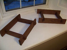 New, Pair of Walnut Speaker Stands made for Pioneer CS-99A Speakers