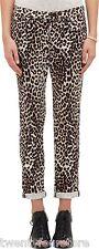 NWT $198 rag & bone /JEAN jeans Boyfriend Jean in Snow Leopard sz 24 25