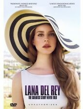 Lana Del Rey: The Greatest Story Never Told - Unauthorized (2013, DVD NEUF)