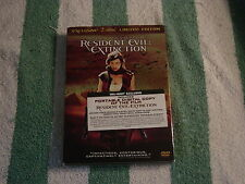Resident Evil: Extinction (DVD) Milla Jovovich, Exclusive 2-Disc Limited Edition