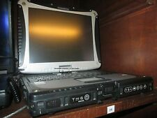 PANASONIC TOUGHBOOK CF-18 CF18 TOUCHSCREEN  XP *60 GB* 1280MB RAM WIFI BLUETOOTH