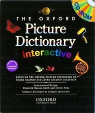 The Oxford Picture Dictionary Interactive CD-ROM: Single user CD-ROM The Oxford