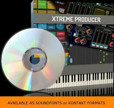 A MUST HAVE BEST SOUNDFONTS/KONTAKT LIBRARY SAMPLES EVER|30GB|11000 INSTRUMENTS