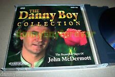 John McDermott Near Mint CD The Danny Boy Collection Amazing Grace and many more