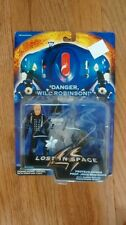 """LOST IN SPACE"" MOVIE ""WILL ROBINSON"" ACTION FIGURE W/ CRYO-CHAMBER 1997"