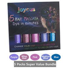 Professional Temporary Hair Color Hair Dye Highlights & Streaks Mascara