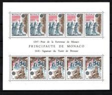 Monaco 1982 Yvert bloc n° 22 neuf ** 1er choix