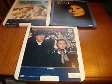 CED Lot of 6 Video Discs CBS/FOX Movies & Music