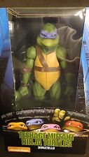 TEENAGE MUTANT NINJA TURTLES DONATELLO 1/4 18 INCH 1990 MOVIE ACTION FIGURE NECA