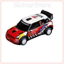 """Carrera Go 61239 mini cooper countryman wrc daniel sordo """"No. 37"""" 1:43 rally auto"""