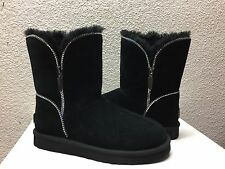 UGG CLASSIC SHORT FLORENCE BLACK BOOT US 7 / EU 38 / UK 5.5 - NEW