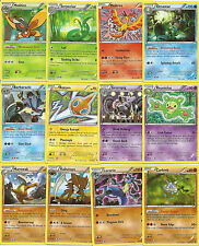 COMPLETE (20) RARE XY Fates Collide Pokemon Card Set-MINT- Lugia Zygarde