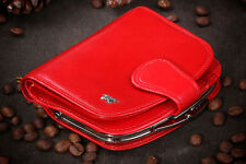 Genuine Leather Red Braun Buffel Wallet Purse