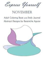 Express Yourself: Express Yourself : November Daily Journal Abstract Designs...