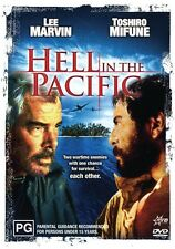 HELL IN THE PACIFIC - LEE MARVIN - NEW & SEALED DVD