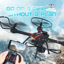 JJRC H11WH WiFi FPV Drohne RC Quadcopter 2MP HD Kamera 2,4GHz 6 Axis 4CH 3D 360°
