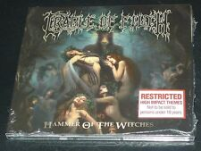 CRADLE OF FILTH - HAMMER OF THE WITCHES CD DIGIPAK [+2 Bonus Tracks]