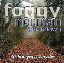 Foggy Mountain Breakdown by Various Artists (CD, Jun-2000, CMH Records)