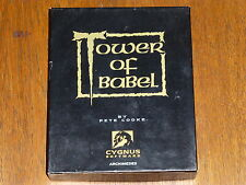Tower of Babel - Acorn Archimedes / A3000 / Risc PC etc / Risc OS