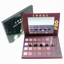 32 Colors Lorac Pro Makeup Warm Matte Eyeshadow Palette Cosmetic Mirror Tool Set