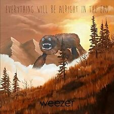 WEEZER - EVERYTHING WILL BE ALRIGHT IN THE END -  CD NUOVO SIGILLATO