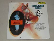 Charlie Rich The Silver Fox 1970's Power Pak PO 252 COUNTRY ROCKABILLY Sealed LP