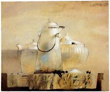 Lilita Upeniece Blackberries Poster Kunstdruck Bild 51x61cm - Portofrei
