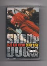SNOOP DOGG - Dead man walkin SEALED Cassette 2000 Death Row Records / D3
