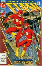 Flash (2nd series) # 63 (Year One chapter 2) (USA, 1992)