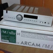 Arcam FMJ A22 Integrated Amplifier