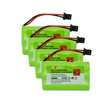 4 Cordless Phone Battery Replacement Ni-MH 5/4AAA 800mAh 3.6V for Uniden BT-446