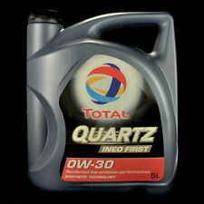 Total Quartz Ineo First 0W-30 5L - PSA B71 2312, Land Rover, Jaguar, Mazda, ....