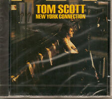 New York Connection by Tom Scott (CD, Jul-1996, Sony Music Distribution (USA)
