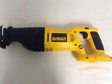 NEW Dewalt DW938 18V 18 Volt Cordless Variable Speed Reciprocating Saw Sawzall
