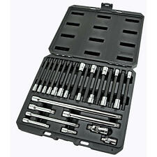 Craftsman 24 Pc. Reach Access Torx Hex Socket Accessory Set Extension Universals