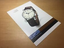 Press Release SPEAKE-MARIN The Piccadilly White Steel Case - Watch NOT Included