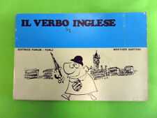 SARTONI WERTHER.IL VERBO INGLESE.EDITRICE FORUM.1966
