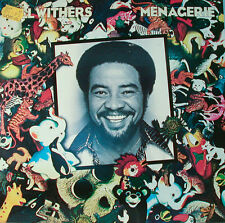 "BILL WITHERS - MENAGERIE  12"" LP (L10)"