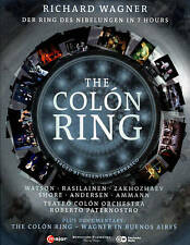 Colon Ring: Der Ring Des Nibelungen in 7 Hours [Blu-ray], New DVDs
