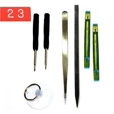 7pc iPhone Repair Kit-Magnetic Pentalobe+Phillips-Screwdrivers+Pry Tools