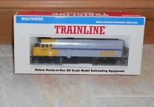 Walthers Trainline HO Emd F40Ph Locomotive Via Rail  NIB