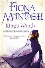 King's Wrath: Book Three of the Valisar Trilogy, McIntosh, Fiona, New Book