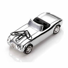 Troika Novelty Sports Car Racing Paperweight Desk Tidy Organiser
