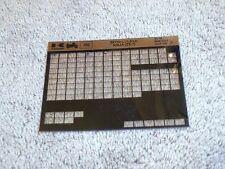 1993-1995 Kawasaki Motorcycle ZX750 L1 L2 L3 Ninja ZX-7 Microfiche Part Catalog