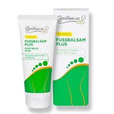 Fussbalsam Plus 100 ml, vermindert Hornhautbildung, lindert Juckreiz mit 5% Urea