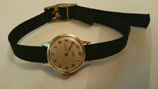 Vintage 1950's Lady's Tissot, solid 14KT, Rose gold
