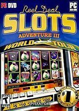 Reel Deal Slots Adventure III World Tour by Phantom EFX